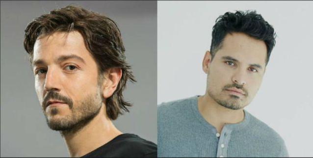 Diego Luna und Michael Pena Narcos