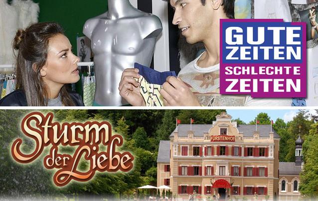"""Von """"GZSZ"""" zu """"Sturm der Liebe"""""""