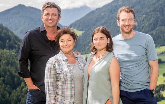 """Der Bergdoktor"" geht am 18. Januar in die 11. Staffel"