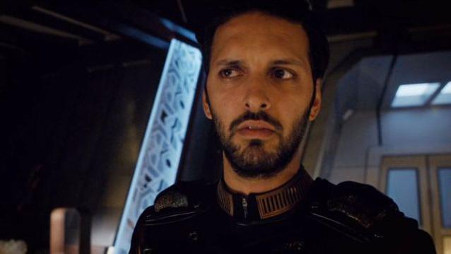 Star Trek: Discovery Shazad Latif Netflix
