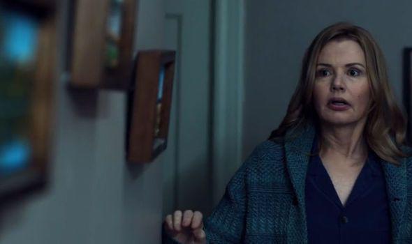 Geena Davis Angela Rance The Exorcist