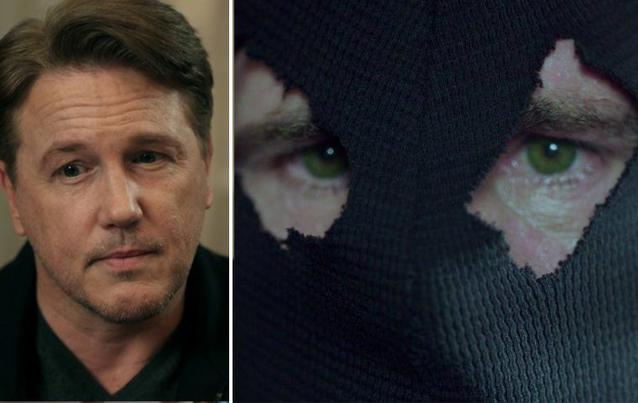 Hal Cooper Black Hood Riverdale