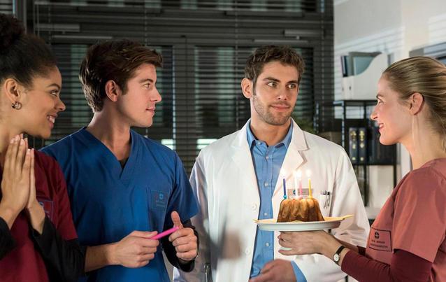 Die jungen Ärzte: SIE lieben sich doch - das ist der Fotobeweis!