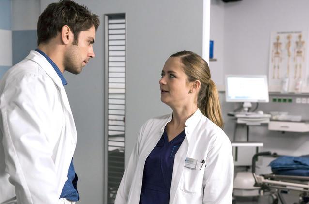 Die jungen Ärzte: Romantisches Foto aufgetaucht!