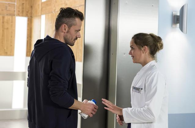 Die jungen Ärzte: Muss Eva gehen?