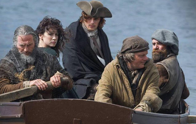 Outlander: Murtagh lebt