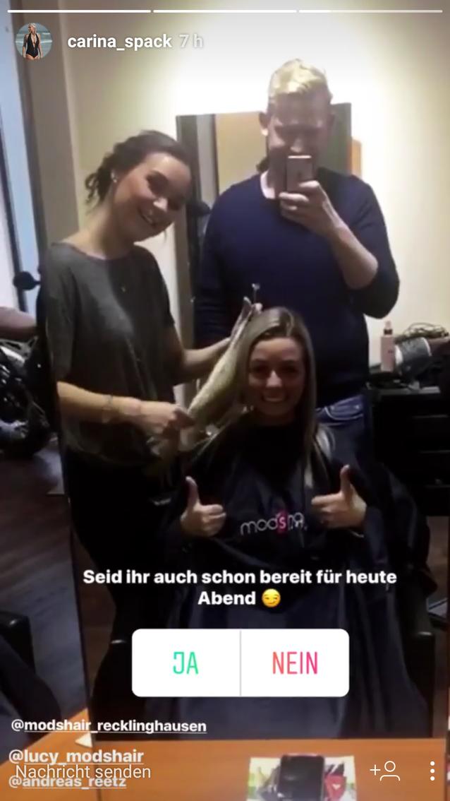 """""""Der Bachelor"""": Carinas geheimer Freund auf Instagram?"""