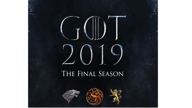 Game of Thrones: Poster Staffel 8