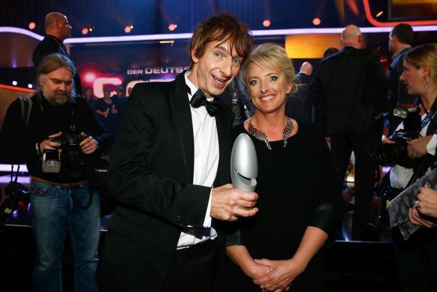 Ingolf Lück Comedy Preis Ehefrau Martina