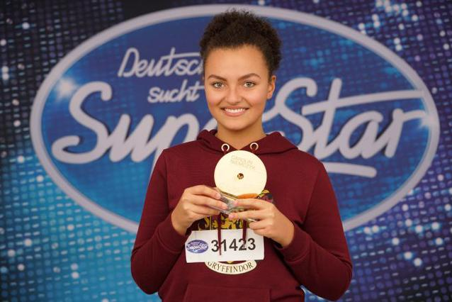 Chantal Stachowiak DSDS