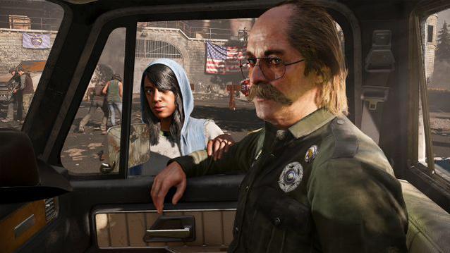 Far Cry 5 Prison
