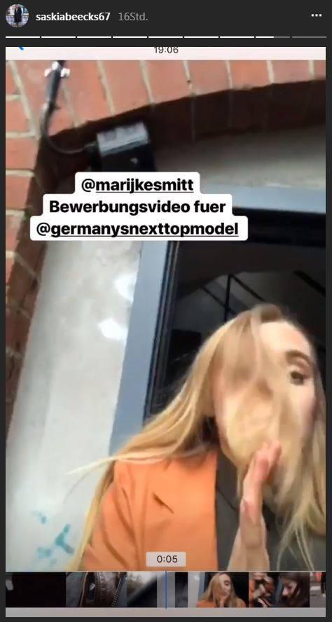 """GNTM: """"Berlin Tag & Nacht""""-Star dreht Bewerbungsvideo für Topmodel"""
