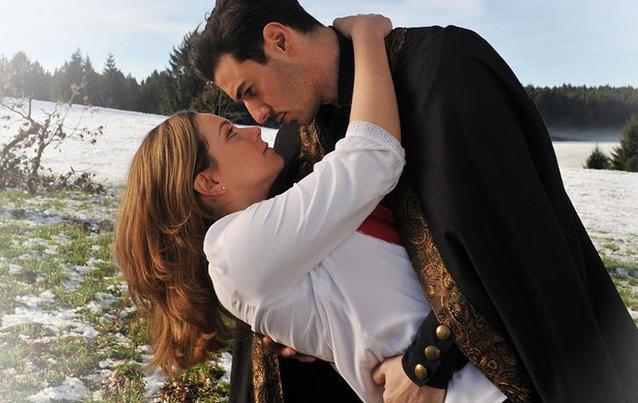 Sturm der Liebe: Goran und Tina