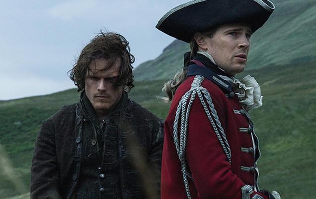 """""""Outlander""""-Staffel 4: Wie eng wird es zwischen Jamie und Lord John?"""