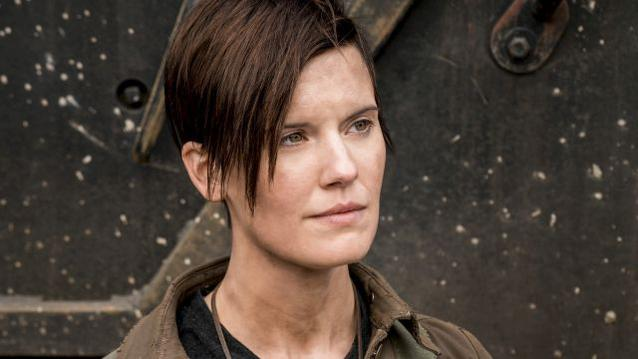 Fear the Walking Dead Maggie Grace