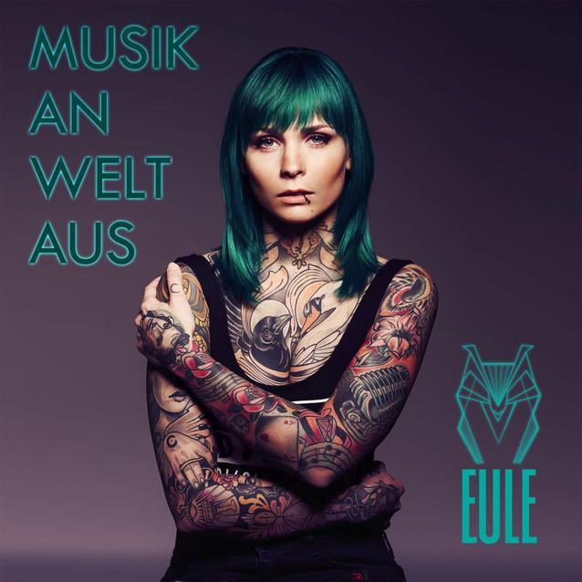 "BTN-Star Eule: Debüt-Album ""Musik an, Welt aus"""