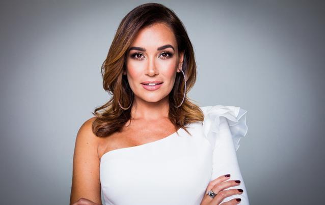 Jana Ina Zarrella Jury Curvy Supermodel