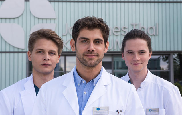 Die jungen Ärzte: Neuzugänge