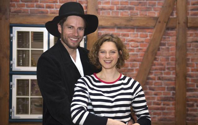 Rote Rosen: Neuzugänge Anjorka Strechel und Marlon Putzke