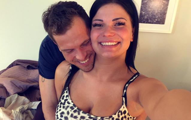 BTN-Mandy und Basti verkünden Schwangerschaft!