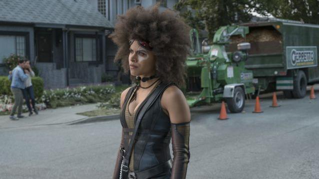 Deadpool Zazie Beetz