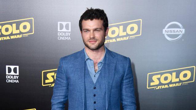 Solo - A Star Wars Story Alden Ehrenreich