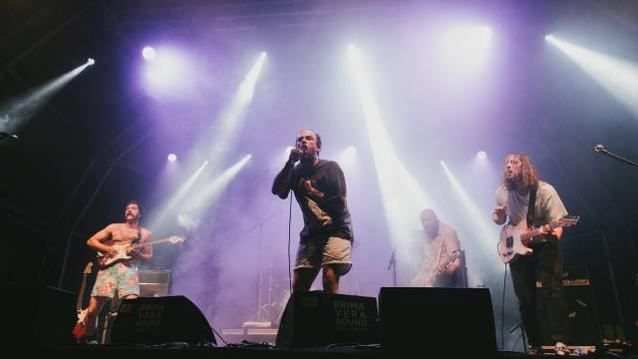 Primavera Sound 2018 Idles