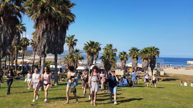 Primavera Sound 2018 / Beach