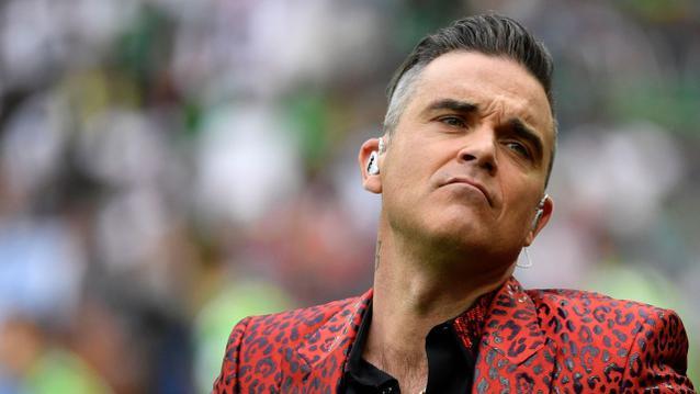 Robbie Williams WM 2018