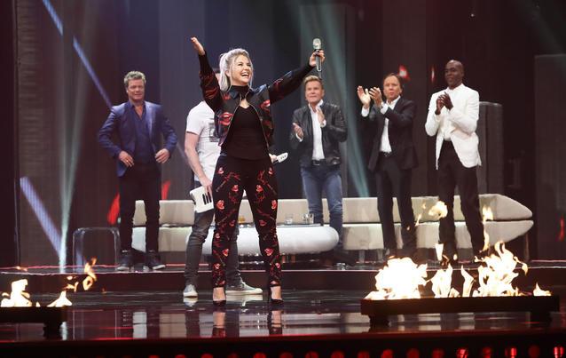 Dieter Bohlen - Die Mega-Show: Beatrice Egli