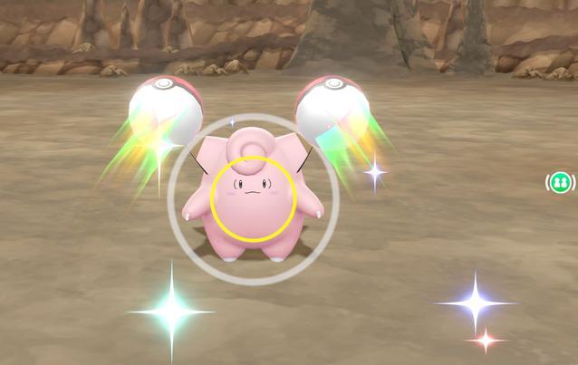 Pokemon Let's Go Fangen