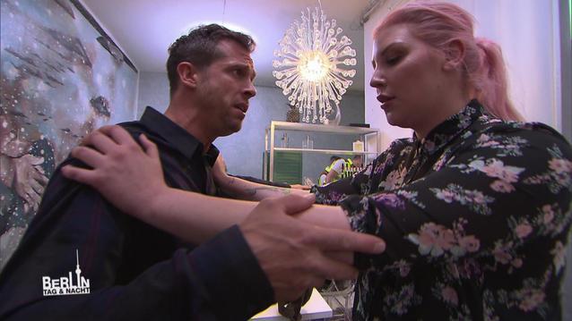 BTN: Basti will zu Mandy - Erleidet sie eine Fehlgeburt?