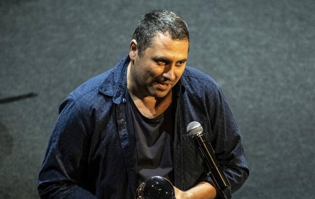 Radu Jude beim KVIFF 2018