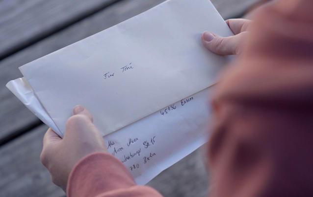 GZSZ Brief an Toni