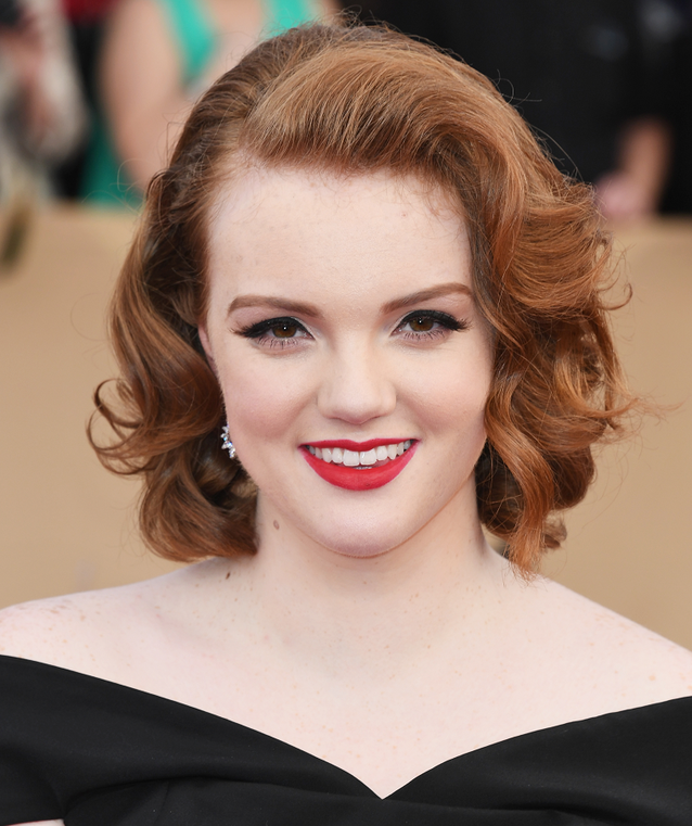 """Stranger Things""-Star Shannon Purser alias Barb"