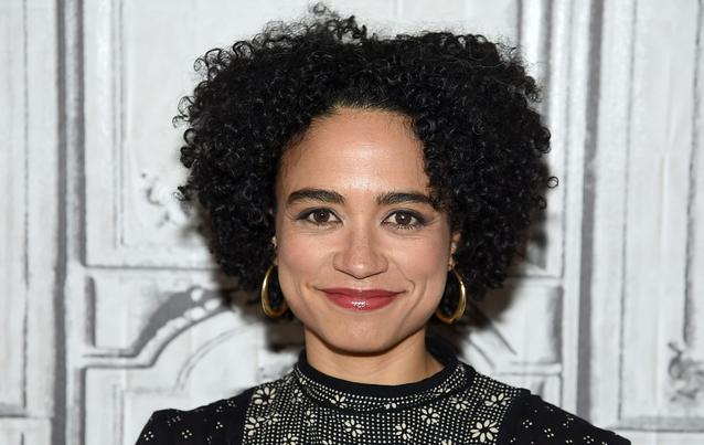 """The Walking Dead"" Lauren Ridloff"
