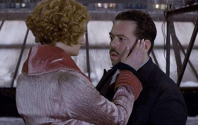 "Dan Kogler in ""Fantastic Beasts"""