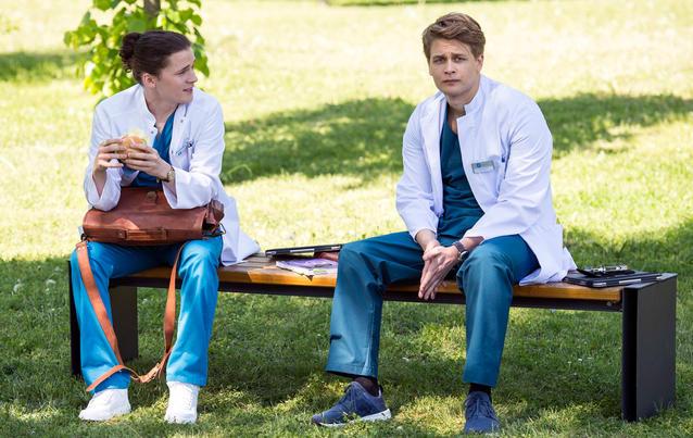 Die jungen Ärzte: Mikko und Tom