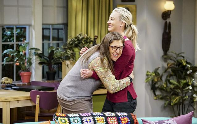 The Big Bang Theory Amy und Penny