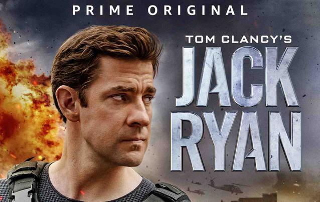 Tom Clancy's Jack Ryan Amazon Prime Original