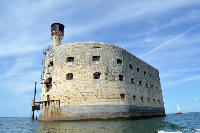 Fort Boyard - Charente-Maritime