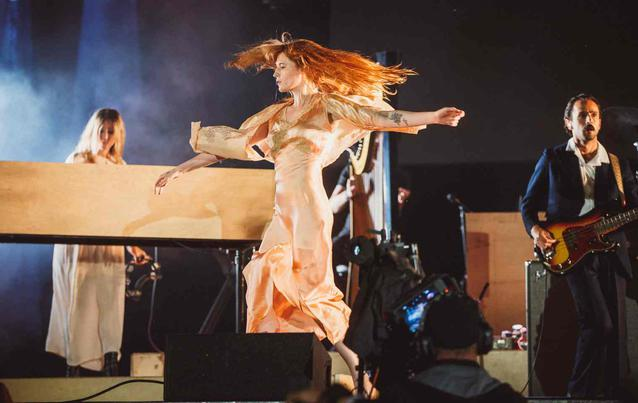 Florence and the Machine beim Melt 2018