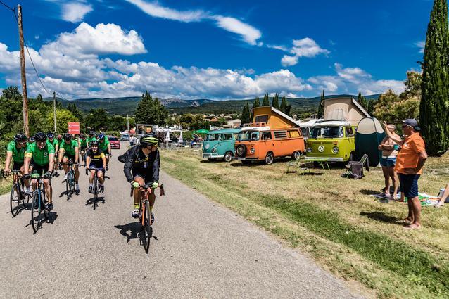 Tour de France 2018: SKODA Aktiv Training