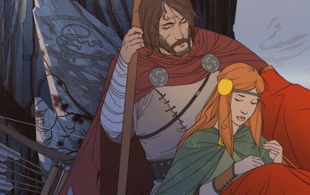 """The Banner Saga 3"" Stoic Studios"