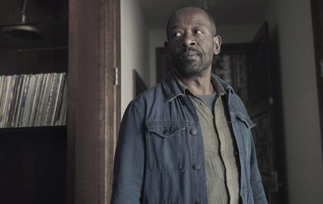 Fear the Walking Dead Season 4 Morgan