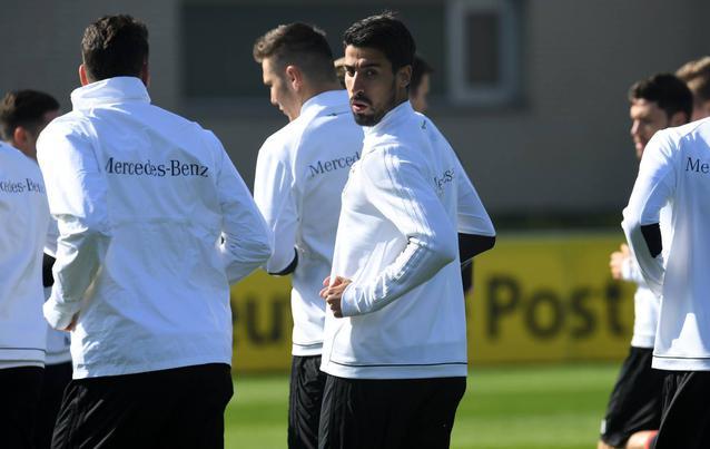 Sami Khedira WM