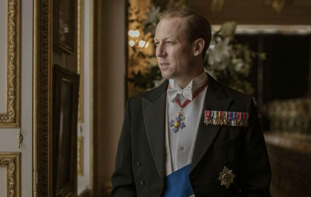 "Tobias Menzies in ""The Crown"""