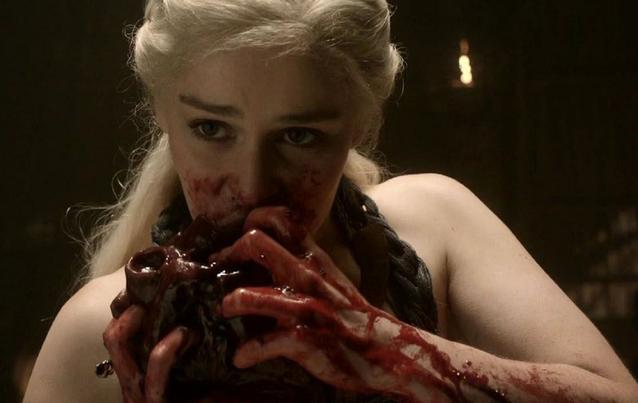 """Game of Thrones"": Daenerys Targaryen (Emilia Clarke)"