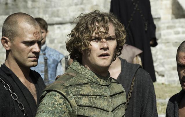 """Game of Thrones"": Loras Tyrell (Finn Jones)"