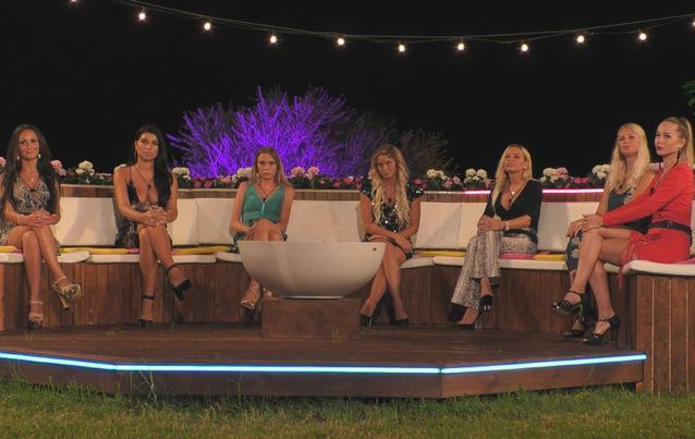 """""""Love Island"""": Die Entscheidung liegt in der Hand der Mädels"""